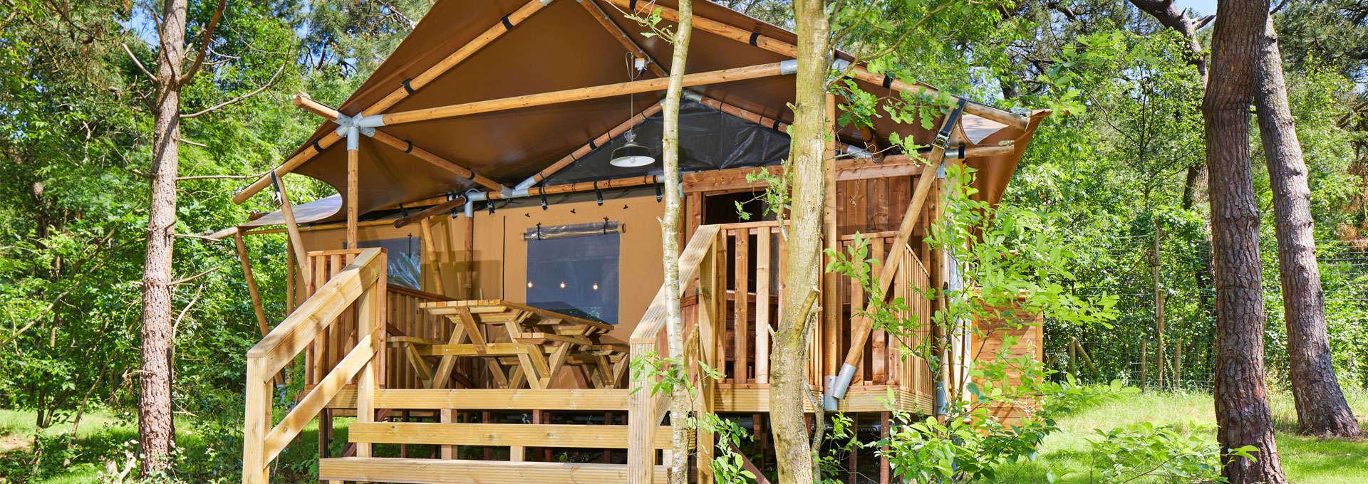 Glamping in den Luxus Lodgezelten in Duinrell Blog